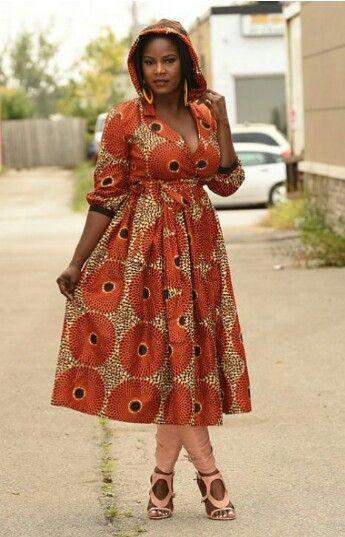 Traditional african fashion, ankara women dresses ...
