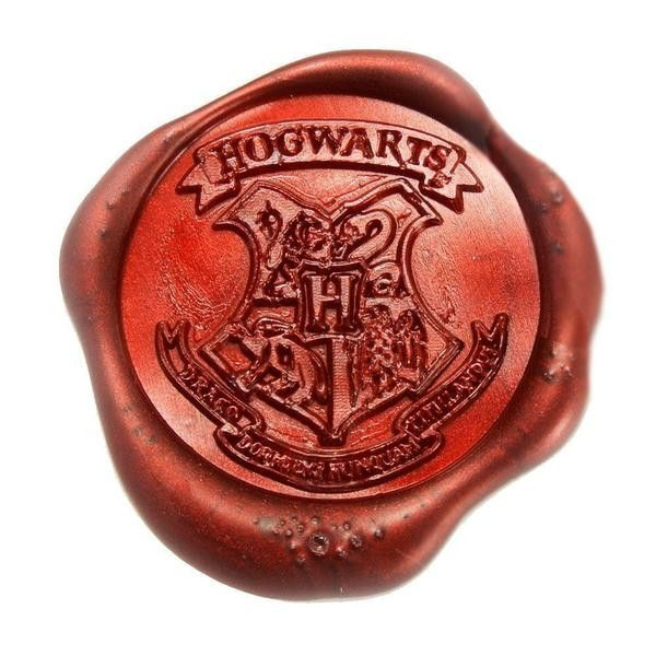 Harry potter hogwarts school ministry of magic wax seal for Letter seal stamp
