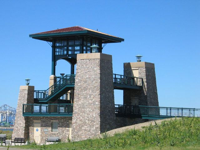 33 best fire tower cabins images on pinterest tower for Lookout tower plans