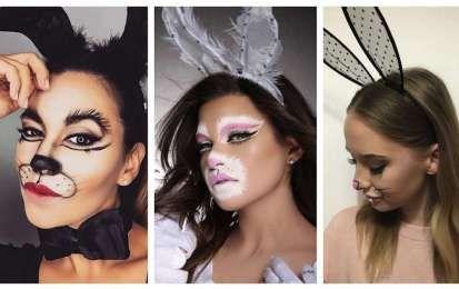 Trucco Carnevale coniglietta - Trucco coniglietta per Carnevale