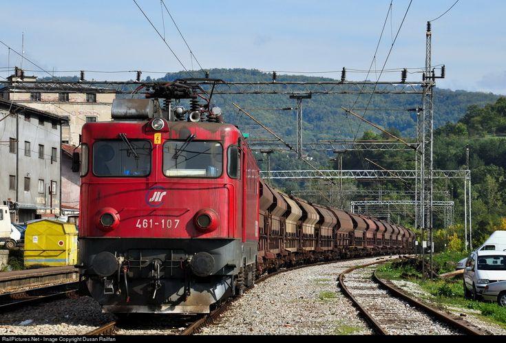 RailPictures.Net Photo: 461-107 ZS - Zeleznice Srbije ZS 461 at Vladičin Han, Serbia and Montenegro by Dusan Railfan
