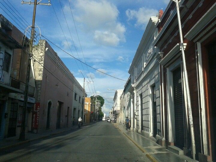 Centro historico merida