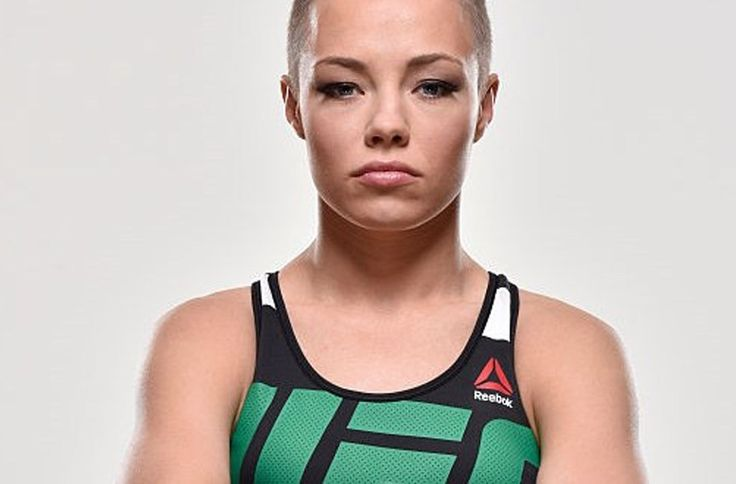 rose namajunas - photo #37