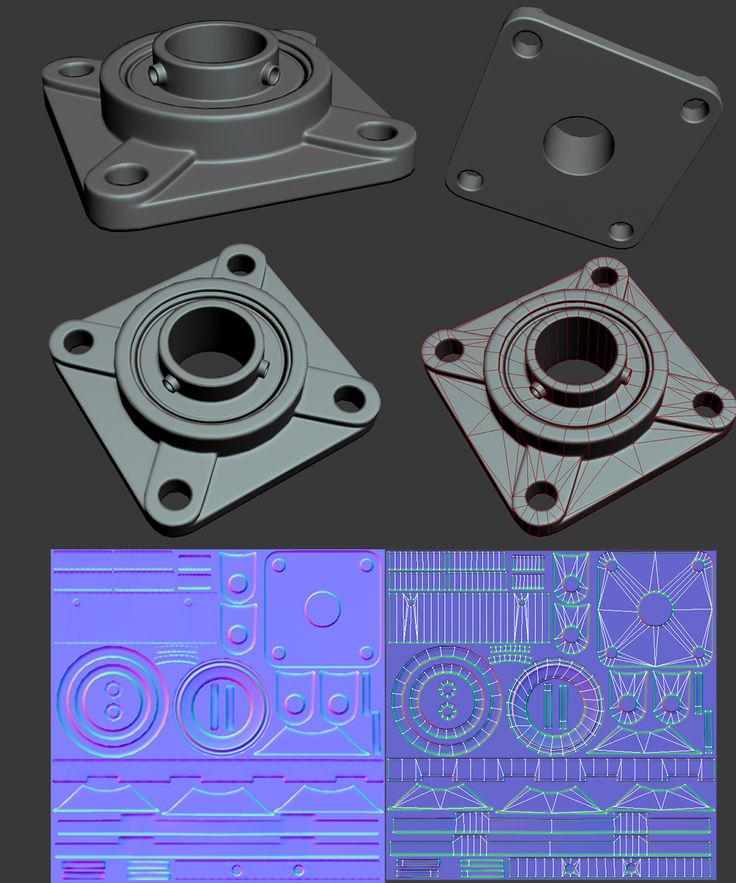 .-| Week 8 - The Weekly Hard Surface Challenge |-. - Page 13 - Polycount Forum