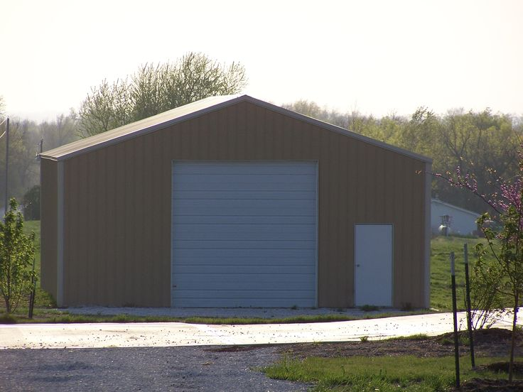 Residential steel buildings steel buildings and metal for Residential garage kits