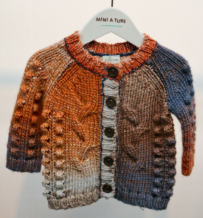 Lovely mix of industrial blues and browns and a great confirmation of WGSN's autumn/winter 2014/15 Mechanical colour palette. Image cr...