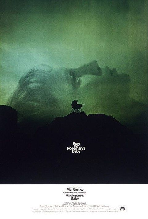 Pray for Rosemary's Baby_The Chicest Movie Posters of All Time
