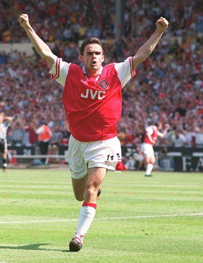 Marc Overmars, Arsenal