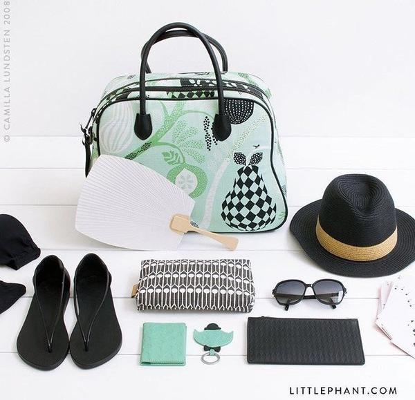 Acessorios de Littlephant para los viajes de verano Shopnordico #verano #accesorios #bolsos #littlephant #shopnordico #rebajas #bags #smallshopper #shopperbag #littlephantbags