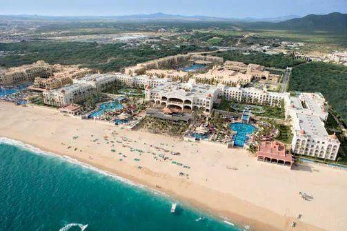 Hotel Riu Palace Cabo San Lucas - Aerial view