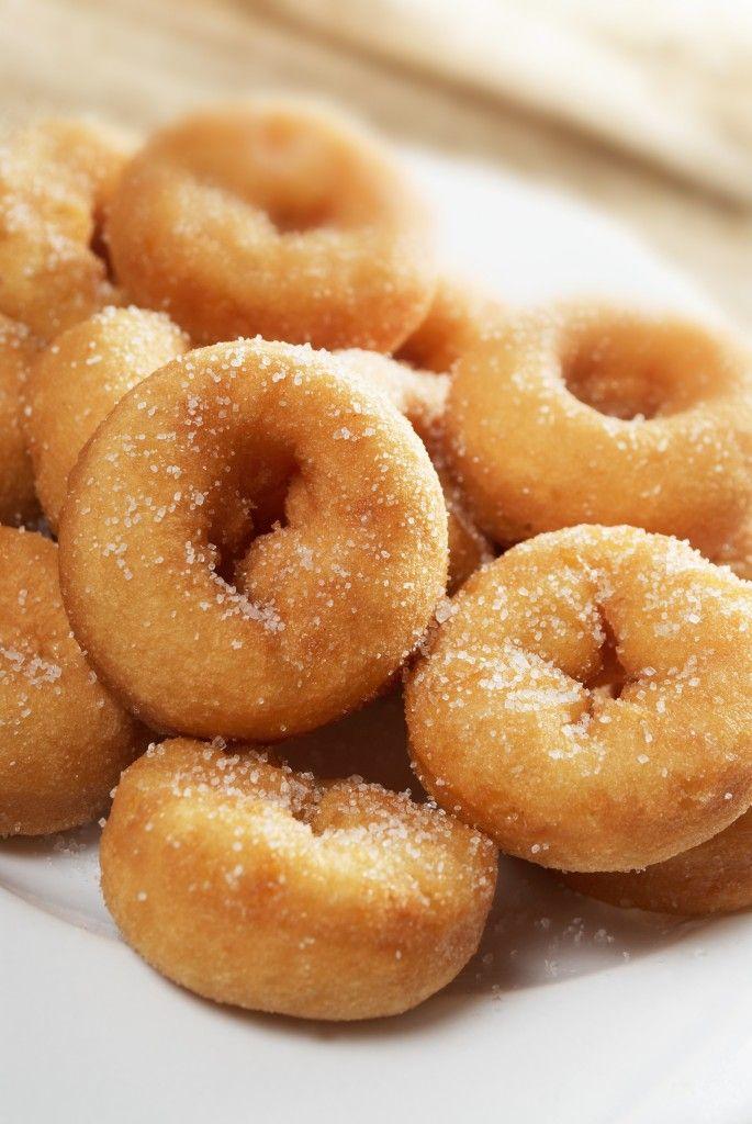 YouYou : beignets tunisiens (Tunisian doughnuts)