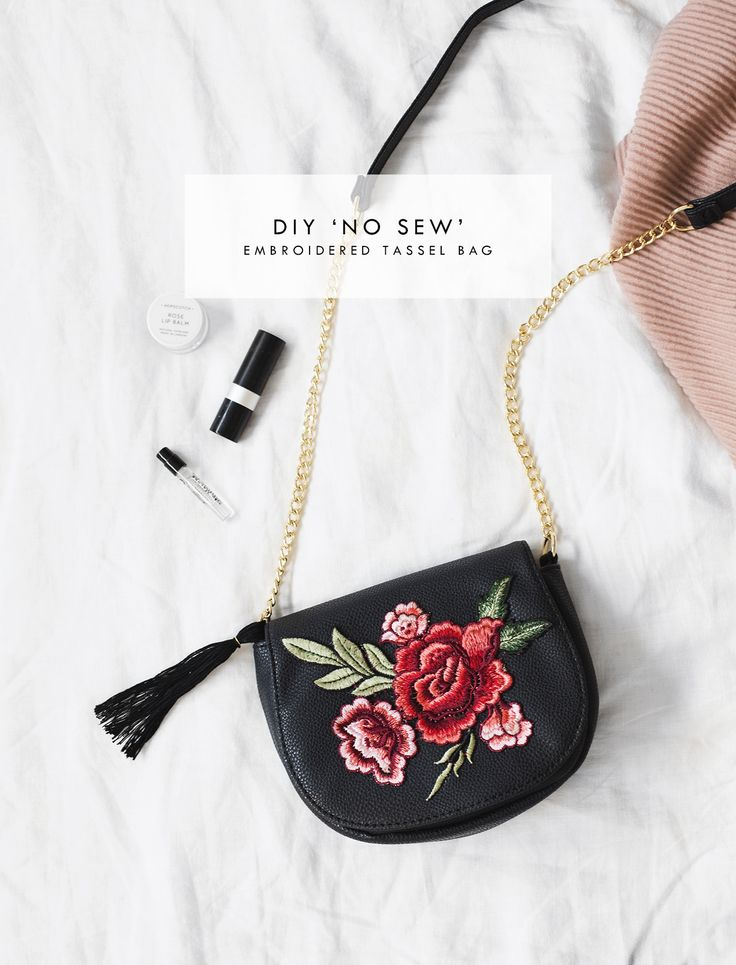 Best 25+ Embroidered bag ideas on Pinterest