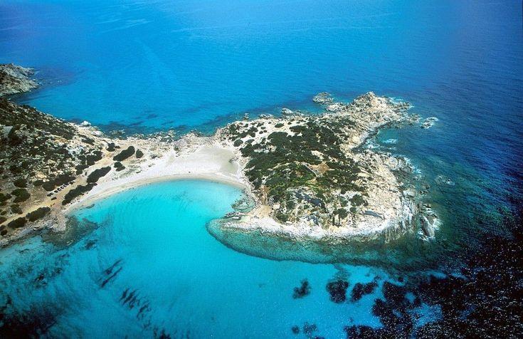 Punta Is Molentis Beach | Villasimius, Sardinia - Discover Caribbean in Villasimius, Sardinia, Italy