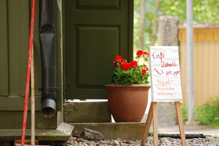 Open gardens in Kristinestad 16-17.6.2012