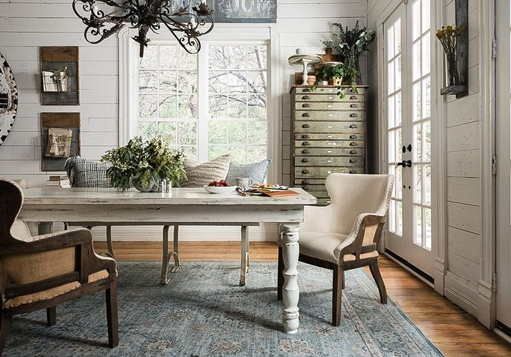 The Quiet Moose | Loloi Magnolia Home Collection by Joanna Gaines