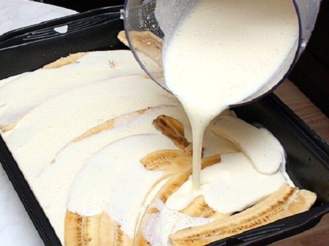 Ингредиенты: 5 штук бананов 200 грамм нежирного творога 100 грамм йогурта 20 грамм меда 1 …