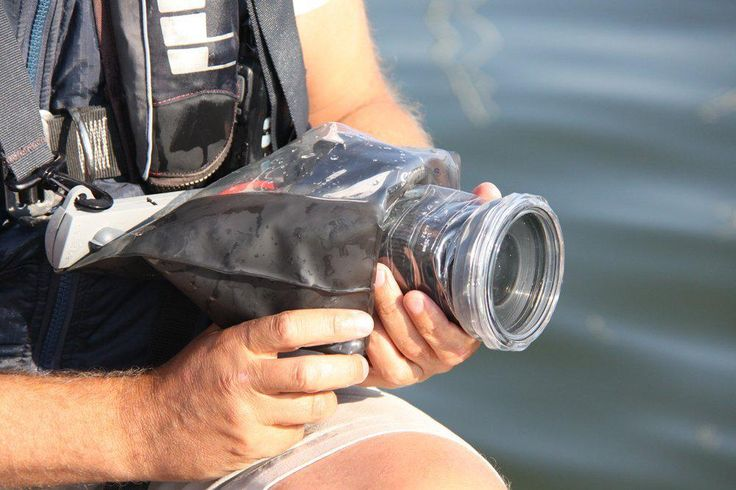 Aquapack Waterproof bag 3, waterproof nikon camera case, waterproof canon camera case, waterproof digital camera case, case with hard lens, waterproof slr camera bag, underwater slr camera case, water resistant slr camera case, overboard waterproof slr camera bag