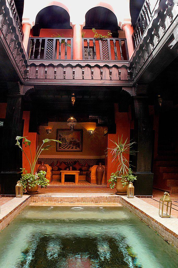 Riad Samsli, Riad Marrakech Morocco Maroc Marruecos Marokko / BEST RIADS