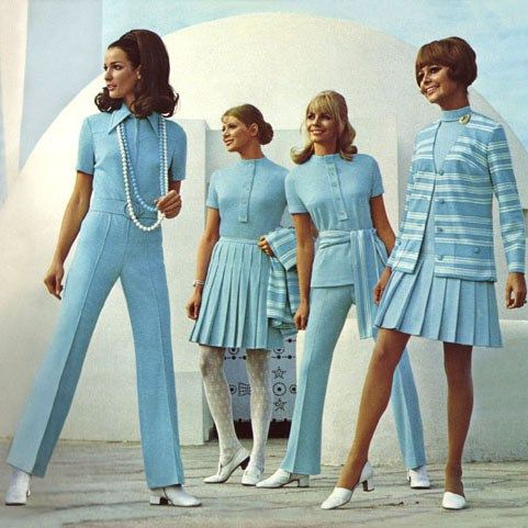 Мода 70 х годов