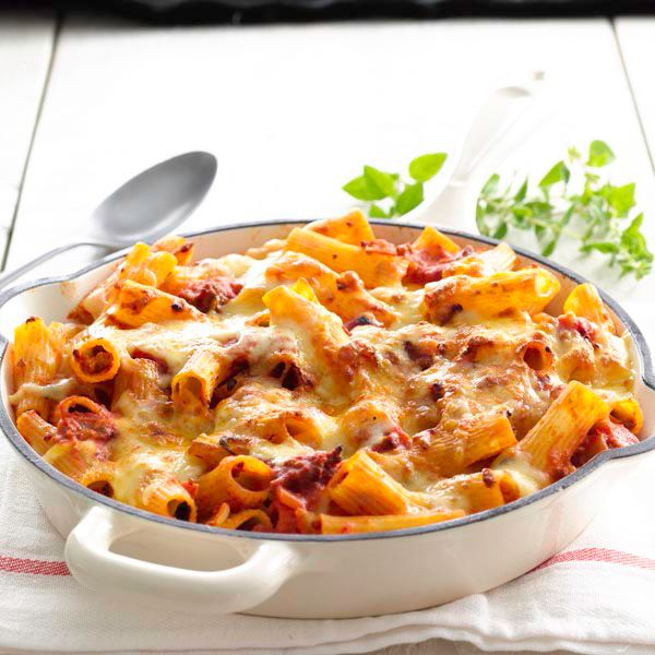 Bolognese Pasta Bake  #PerfectItaliano  #Recipe