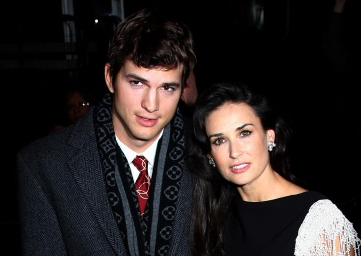 Ashton Kutcher, Demi Moore were a couple with a huge age difference now their divorce settled - NY Daily News...difficult marriage needs special care to last