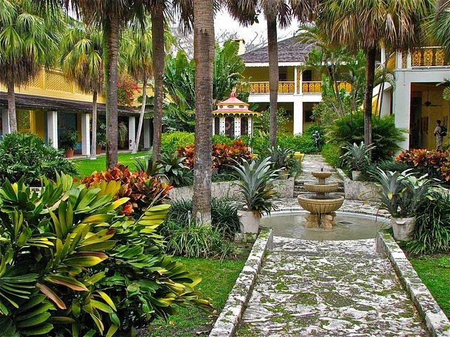 Bonnet House Museum Gardens Located Directly Next Door To Sonesta Fort Lauderdale Fort