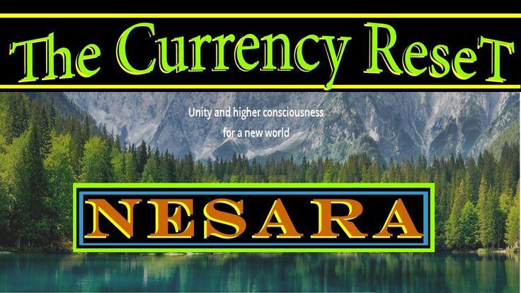 NESARA INTERNATIONAL Update.  Details.  Global Currency Reset