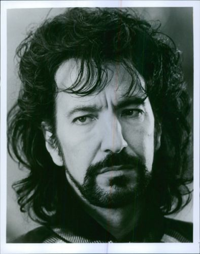 Alan Rickman as The Sheriff of Nottingham in Robin Hood Prince of Thieves