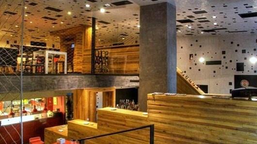 La Gabinoteca in Madrid. Great design (Eames-y but contemporary) and great food!