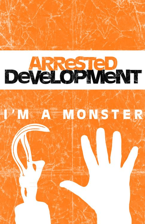 Arrested Development by Forest Knauff: Movie Posters, Tv Movies, Forest Knauff, Funny Stuff, Arrested Development, Arresteddevelopment Tvposters