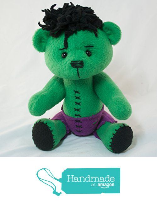 Hulk bear from BearMix https://www.amazon.com/dp/B01I4N5DQK/ref=hnd_sw_r_pi_dp_MlcGxb0SDCPRA #handmadeatamazon