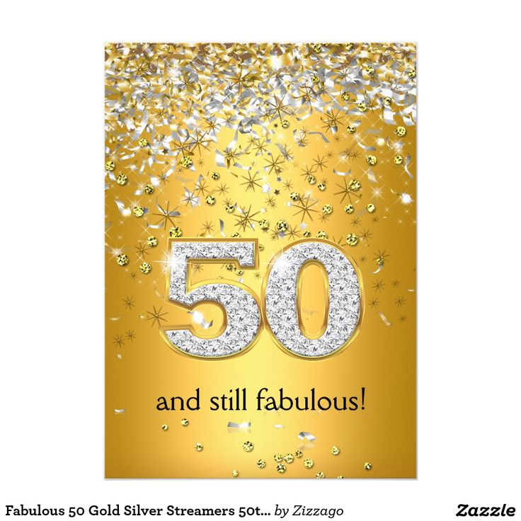 16 best Fabulous 50th Birthday Party images on Pinterest 50th