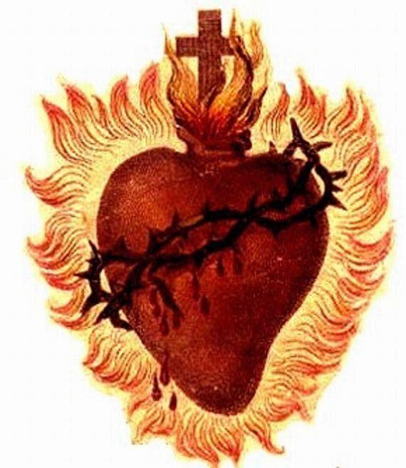 O Fiel Católico: Atos de Consagração ao Sagrado Coração de Jesus