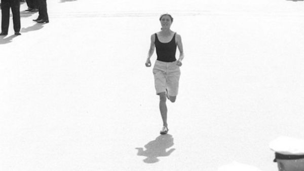 The incredible story of Bobbi Gibb, the first woman to run the Boston Marathon  She snuck into the race from the sidelines, concealing her gender with an over-sized sweatshirt. Here's what happened when she took the sweatshirt off