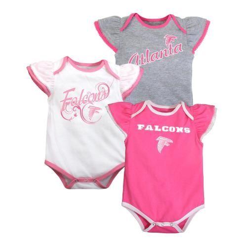 competitive price 2e0cc e220b Toddler Girls Atlanta Falcons Black 2-Piece Cheerleader Set