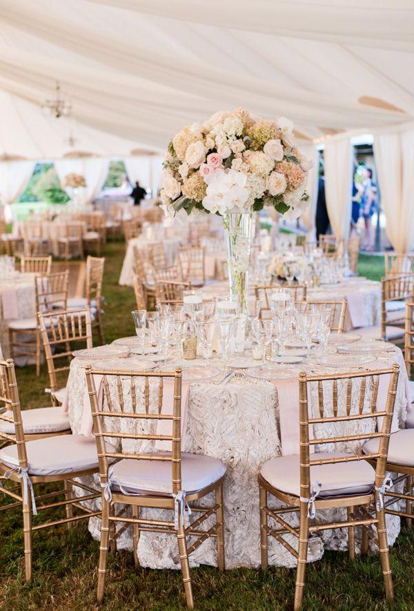 Glamorous Tent Weddings Archives Romantique
