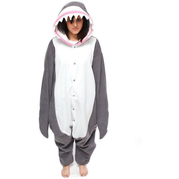 bcozy shark adult costume 70 - Halloween Costume Shark
