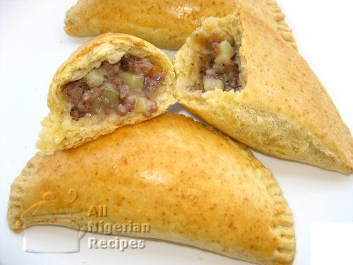 How to Make Nigerian Meat Pie | recipe from All Nigerian Recipes.com