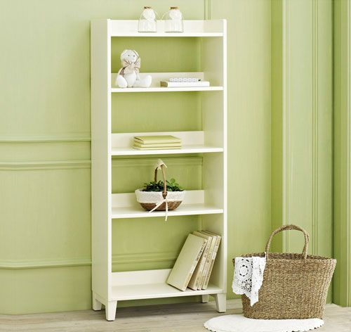 Rak Buku French  #homedecor #livingroom #homeideas #interiorideas #furniture