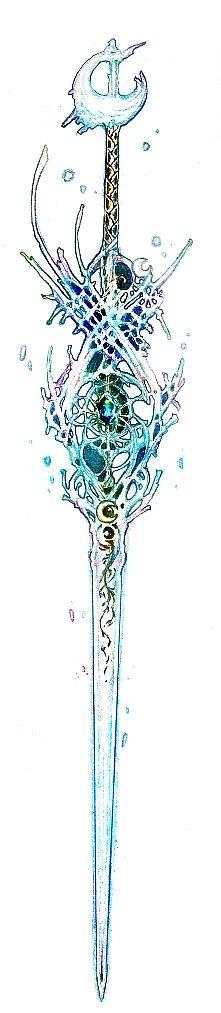 Reflet Lunaire by Amdhuscias.deviantart.com