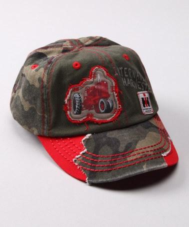 Camo 'International Harvester' Baseball Hat by International Harvester on #zulily