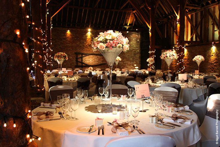 Cooling Castle Barn #wedding venue in Kent