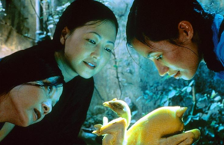 THE SCENT OF GREEN PAPAYA(1993)