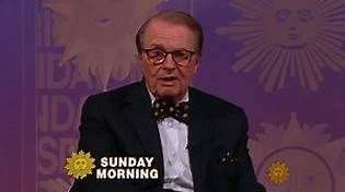 "Charles Osgood announces his successor on ""Sunday Morning"""