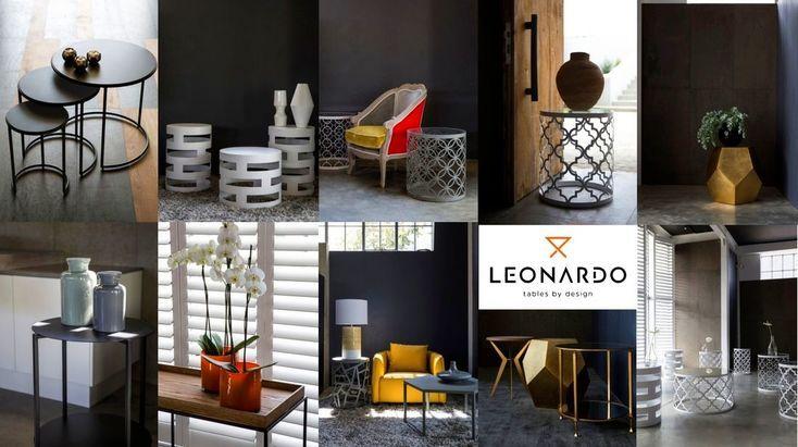 Designer of the week - Leonardo Designs, design, furniture, products, south african design, tables, blog, blogger, designer