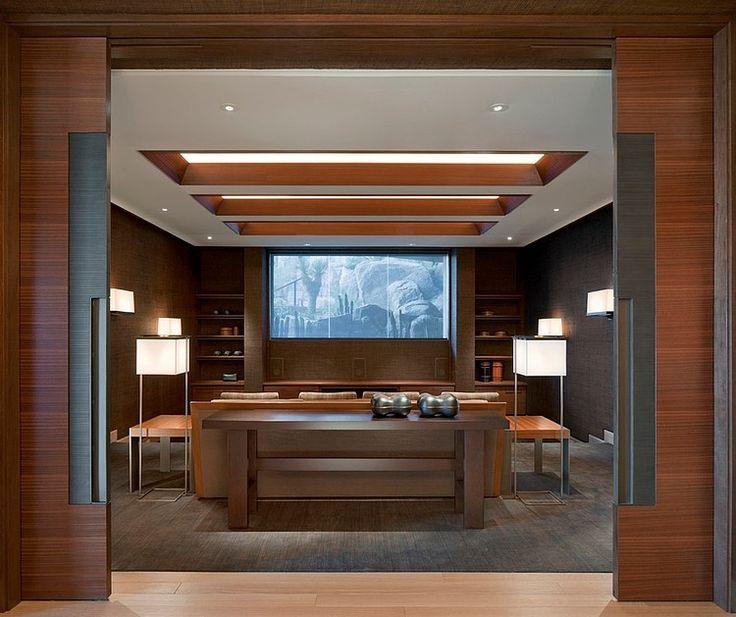 Architect: Jon C Bernhard   Contemporary   Media Room   Phoenix   Swaback  Partners, Pllc
