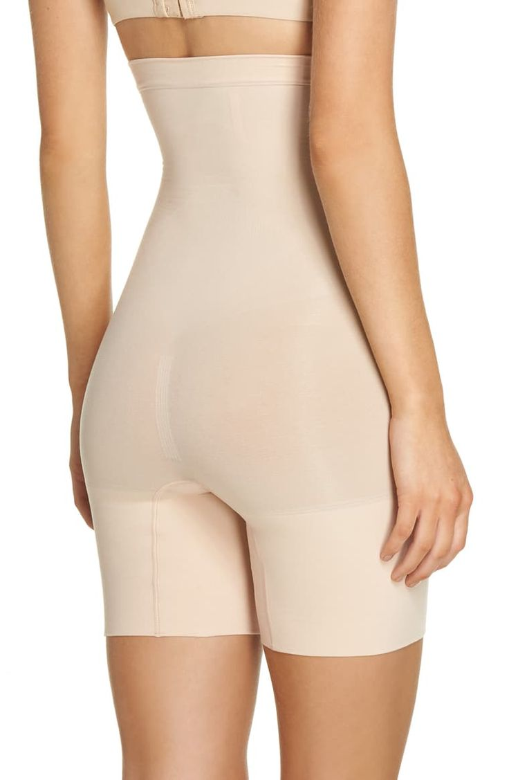 SPANX® Power Conceal-Her Shaping Shorts (Plus Size