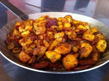 Chorizo Rezepte