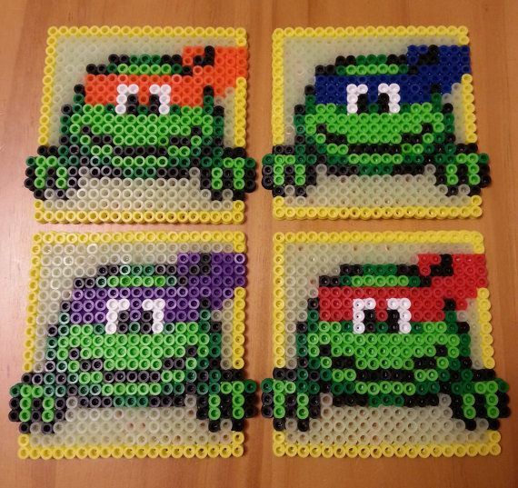 Teenage Mutant Ninja Turtles Pattern | Sorry, this item sold. Have NrrrdGrrrlConcepts make something just for ...