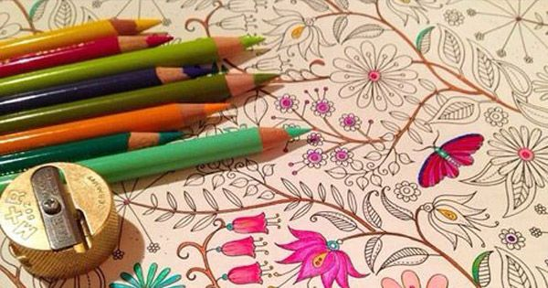 Adult Coloring Should Be Your New Hobby. Reduce stress and insomnia, increase work performance. This hobby actually helps.